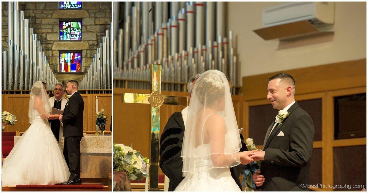 West Lawn United Methodist Berks County Wedding   K. Moss Photography