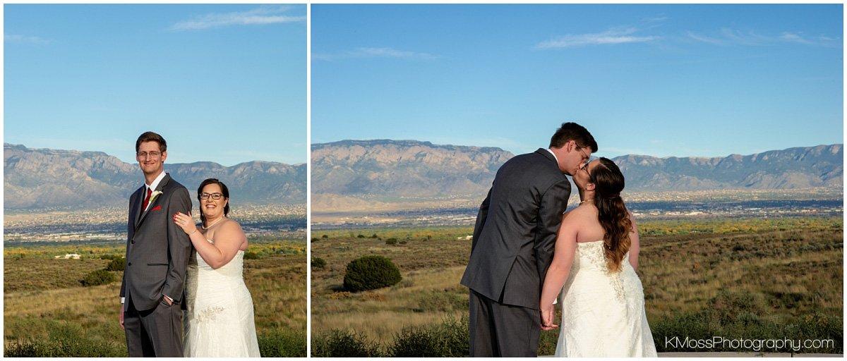 Albuquerque, NM wedding   K. Moss Photography